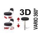 TABOURET VARIO 3D (VERIN 25cm)