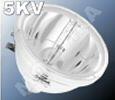 Lampe OSRAM P-VIP 100-120W 5Kv+platine RAZ