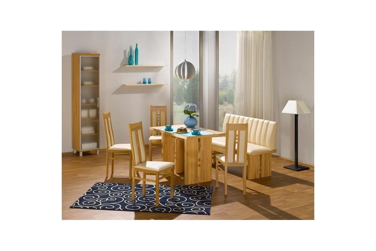 coin repas banquettes ensemble paris banquette 4x chaises. Black Bedroom Furniture Sets. Home Design Ideas
