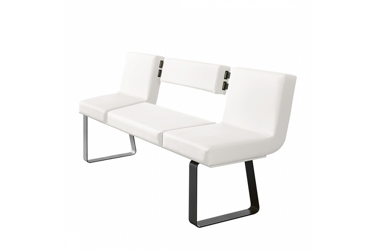 banquette color living ii sur mesure. Black Bedroom Furniture Sets. Home Design Ideas