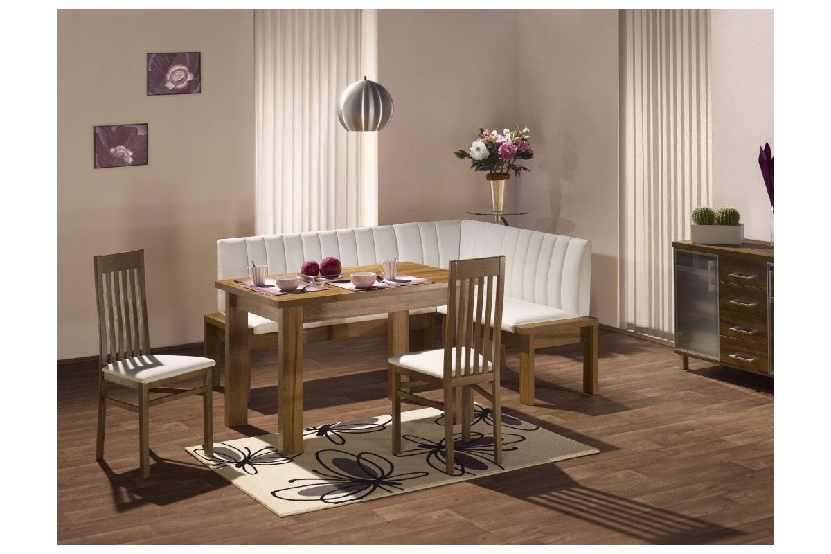 Coin repas banquettes coin repas helena - Banquette table cuisine ...