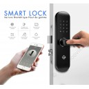 SMART LOCK Q202 Serrure Biométrique, RFID, Code, Wifi, Cloud